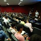 Estudantes participam de evento (Ares Soares/Unifor)