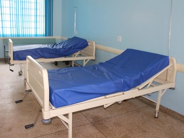 Hospital Regional de Guajará-Mirim (Foto: Júnior Freitas/G1)