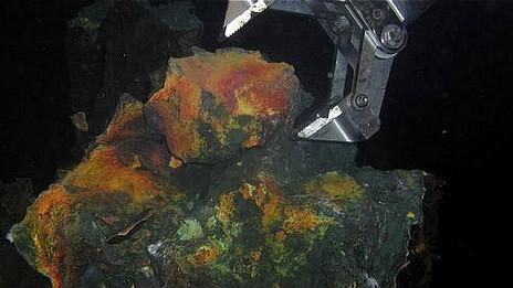 Ideia de explorar metais do leito oceânico vem sendo considerada há décadas (Foto: BBC)