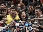 Taiwan elege sua primeira presidente mulher, indica pesquisa