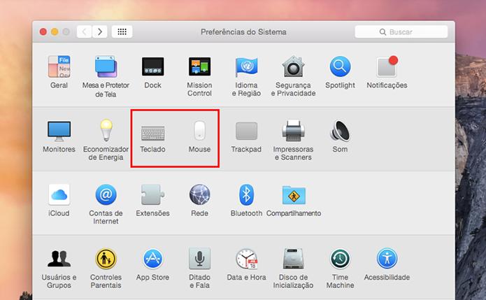 Mouses e teclados são reconhecidos sem drivers (Foto: Reprodução/Paulo Alves)