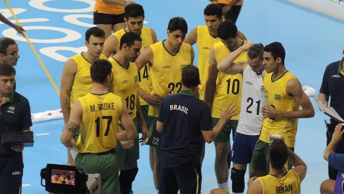 Brasil; vôlei; Jogos Pan-Americanos (Foto: GloboEsporte.com)