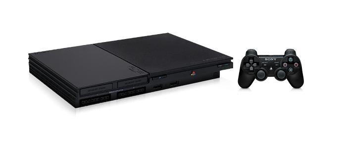 PlayStation 2 foi lançado no Brasil em 2002 e fez muito sucesso (Foto: Divulgação/PlayStation)