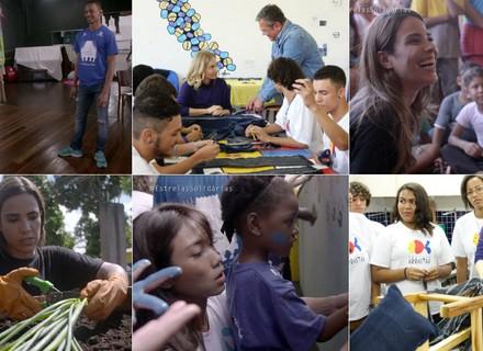 'Estrelas Solidárias': veja como conferir os vídeos de 12/8!