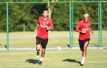 Com Durval e Leandro Pereira, Daniel Paulista monta Sport pela primeira vez