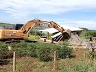 Operação reintegra posse de reserva ambiental às margens do Rio Grande