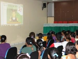 A ideia é apresentar aos profissionais de Educação, novas metodologias com a utilização de tecnologias contemporâneas. (Foto: Divulgação/Seed)