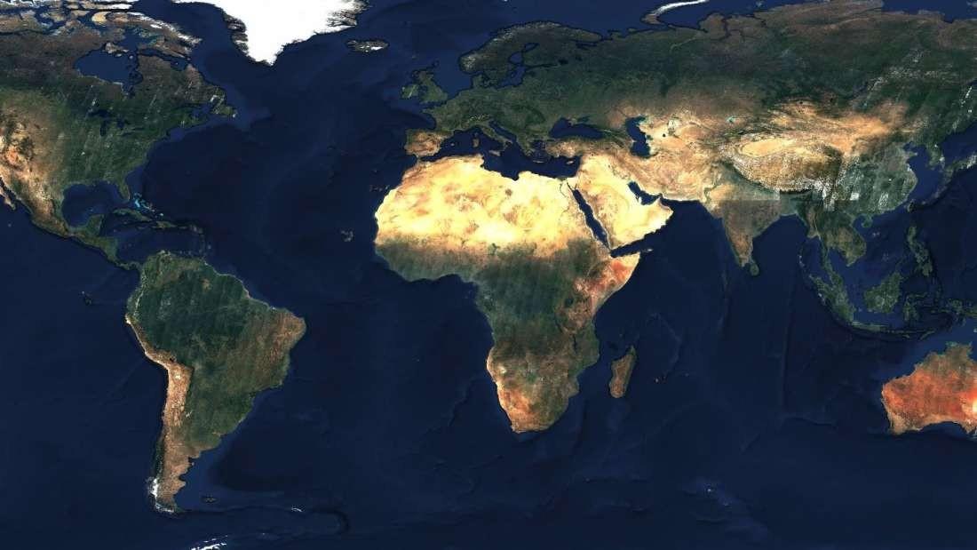 Mundo (Foto: EOX/ Reprodução)