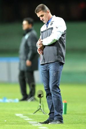 Vagner Mancini, Coritiba X Botafogo (Foto: Getty Images)