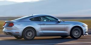 Icônico, Mustang faz 50 anos  (Foto: Divulgação)