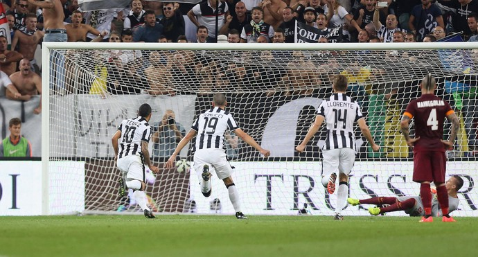 Tevez juventus (Foto: Getty Images)