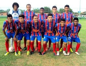 Fast clube, Amazonas (Foto: Divulgação/Fast)