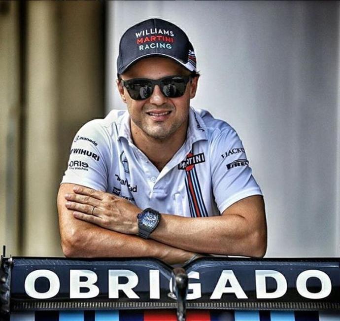 Felipe Massa, Williams (Foto: Divulgação)