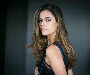 Arianne Botelho fala da  volta à novela e das cenas com José Mayer (Raquel Couto/TV Globo)