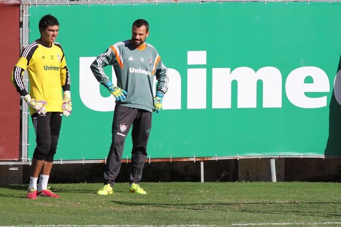 Diego Cavalieri Fluminense (Foto: Fernando Cazaes / Photocamera)