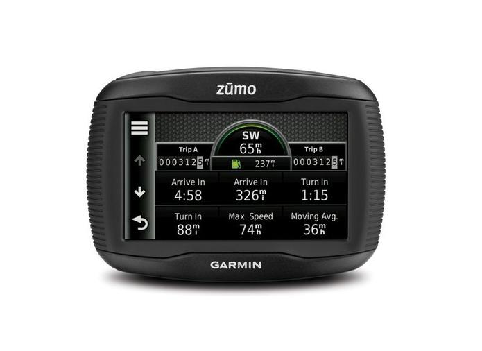 GPS da Garmin específico para motos (Foto: Divulgação/Garmin)