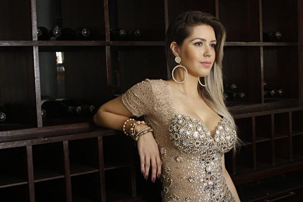 Priscila Ricarte (Foto: Celso Tavares / EGO)