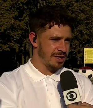 Giuliano, jogador do Zenit (Foto: Reprodução SporTV)