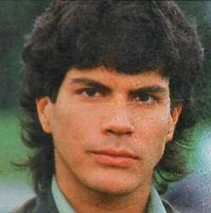 Paulo Ricardo na época do RPM (Foto: Arquivo Pessoal)