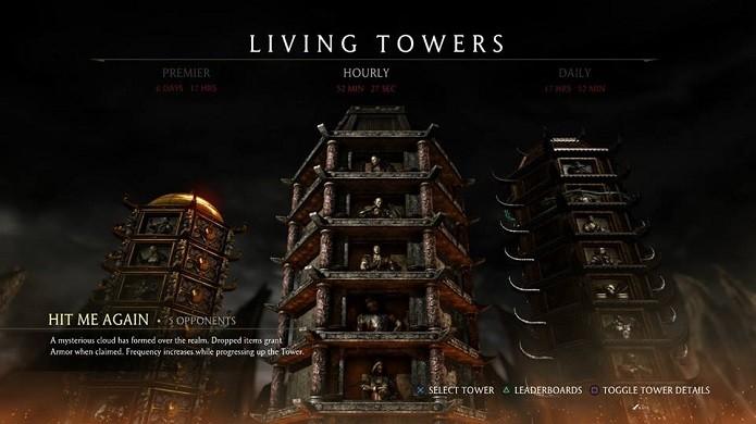 Estas torres têm desafios que variam de acordo com período de tempo (Foto: Reprodução/Thiago Barros)