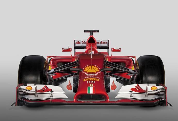 Nova Ferrari Formula 1 F1 (Foto: Divulgação/Site Oficial da Ferrari)