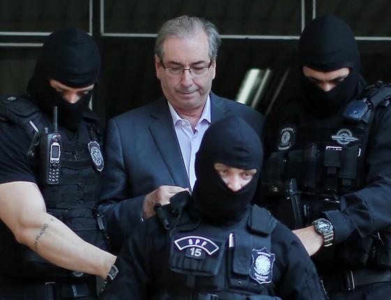 Eduardo Cunha. (Foto: AFP PHOTO / Heuler Andrey)