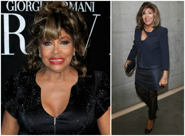 Tina Turner fez um seguro de 3,2 milhões de dólares para suas pernas. (Foto: Getty Images)