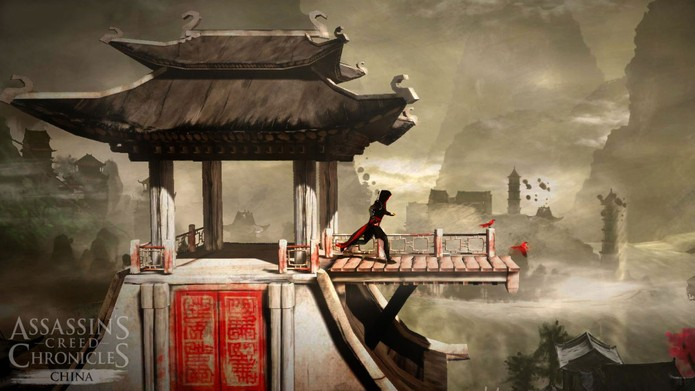 Assassin's Creed Chronicles China (Foto: Divulgação)