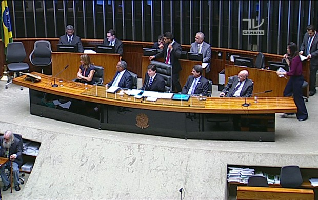 texto-base aprovado (reprodução GloboNews)
