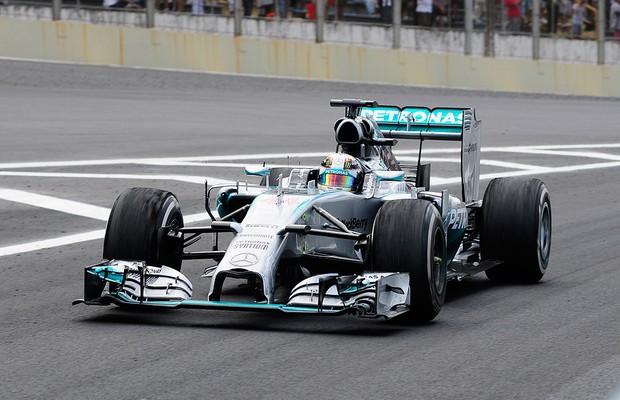 Lewis Hamilton – Mercedes (Foto: Ivan Carneiro/ Autoesporte)