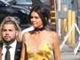 Kendall Jenner investe em look sexy em programa de televisão