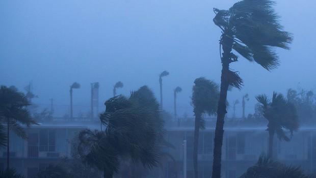 Furacão Matthew já passou pelo Haiti e norte do Caribe (Foto: Drew Angerer/Getty Images)