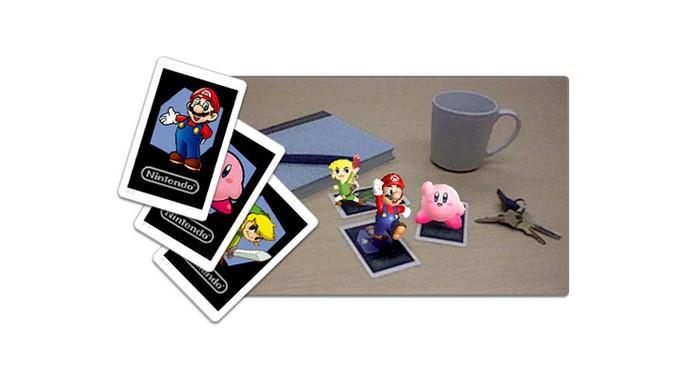 Os AR games do Nintendo 3DS (Foto: Divulgação/Nintendo)
