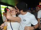 Caio Castro e Maria Casadevall mostram intimidade no RIR