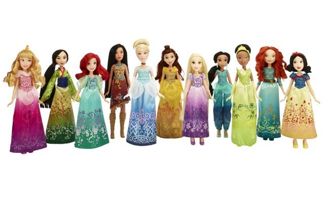 Nova Vers 227 O De Bonecas Da Disney 233 Lan 231 Ada No Brasil