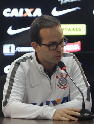 Ivan Grava Corinthians (Foto: Daniel Augusto Jr/Agência Corinthians)