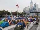 Governo de Hong Kong ameaça prender manifestantes nas ruas