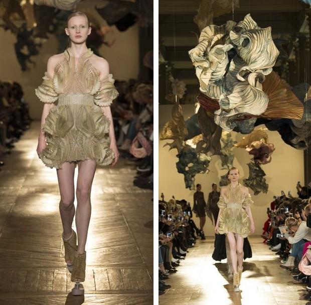 Iris van Herpen Haute Couture, Spring 2018 (Foto: INDIGITAL.TV)