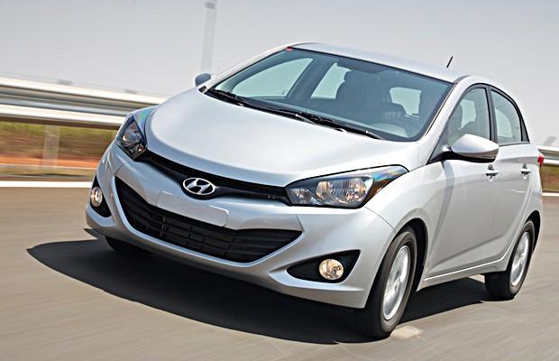 Hyundai Hb20 (Foto: Fabio Aro)