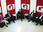 Candidatos confrontam propostas para Aparecida em debate no G1