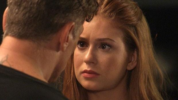 Totalmente Demais: Arthur desiste de beijar Eliza  (TV Globo)