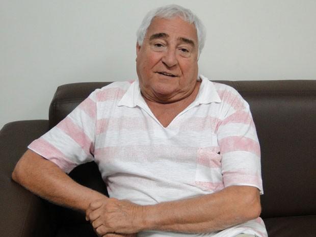 Luiz Gustavo está empolgado por contracenar com elenco mais jovem (Foto: Malhação / Tv Globo)