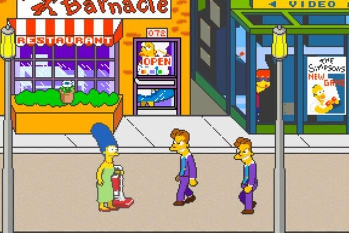 The Simpsons Arcade Game (Foto: Divulgação/Konami)
