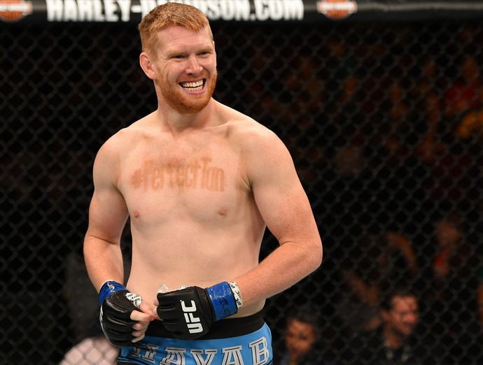 Sam Alvey Perfect Tan (Foto: Getty Images)