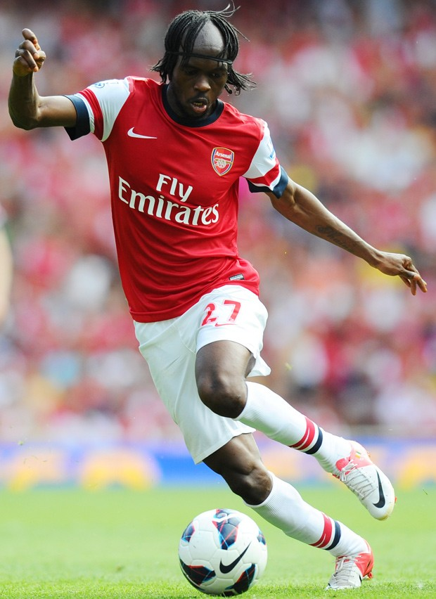 Gervinho (Foto: Getty Images)