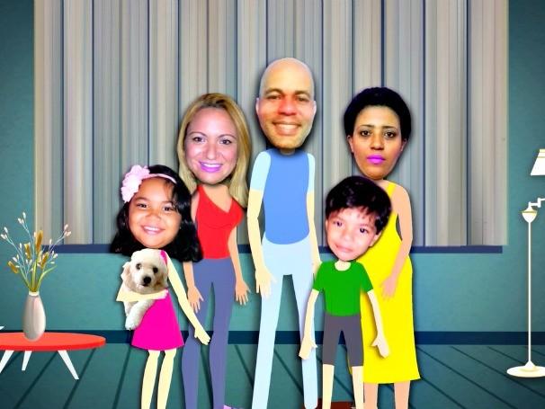 Família (Foto: Divulgação)