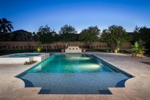 Casa Michael Phelps (Foto: Divulgação)