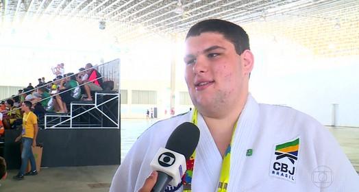 Jogos Escolares da Juventude revelam novos valores para o esporte brasileiro (Reprodução TV Globo)
