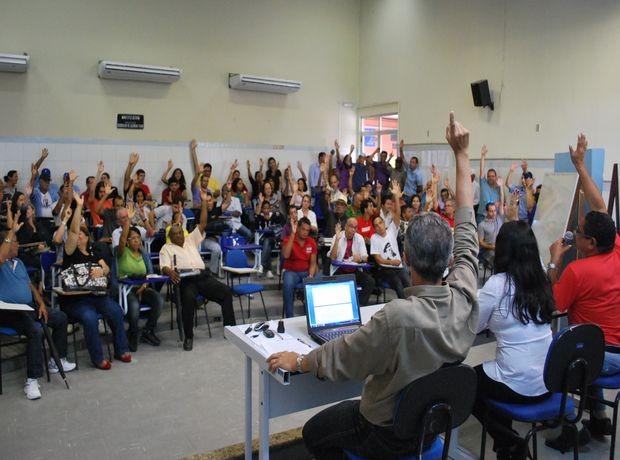Servidores da UFS entram em greve por tempo indeterminado em Sergipe (Foto: Divulgação/Sintufs)