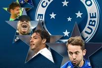 As cinco estrelas do Cruzeiro em 2014 (Infoesporte)